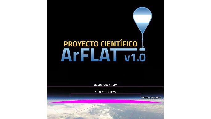 Proyecto [Globo ArFLAT v1.0]