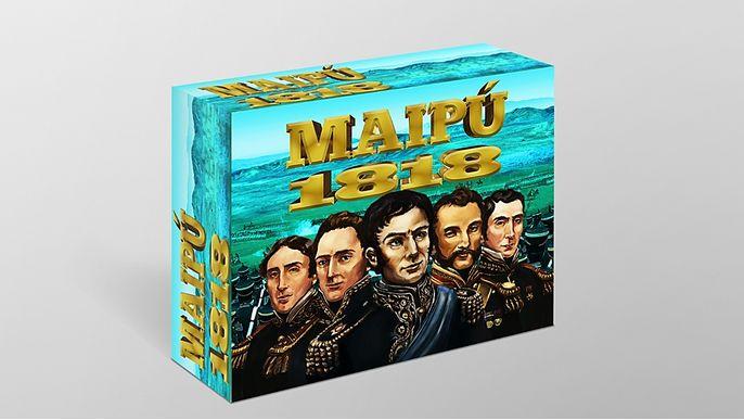 Batalla de Maipú - El Juego