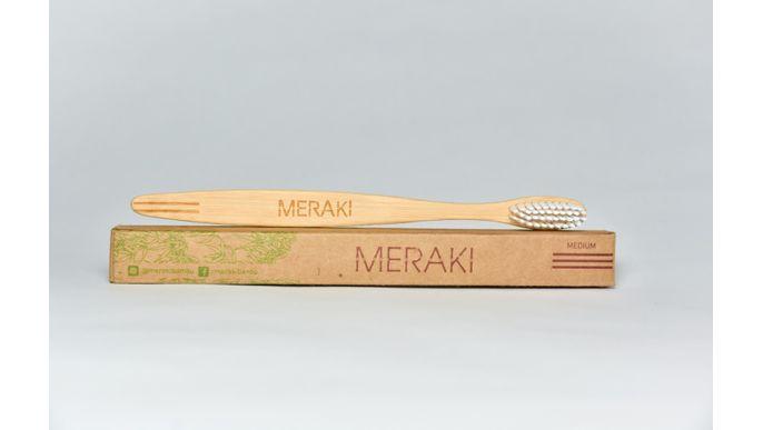 Meraki - Cepillos de bambú