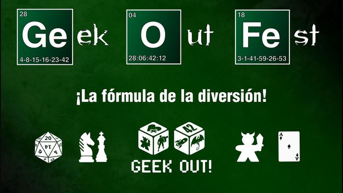 Geek Out! Fest 4.0