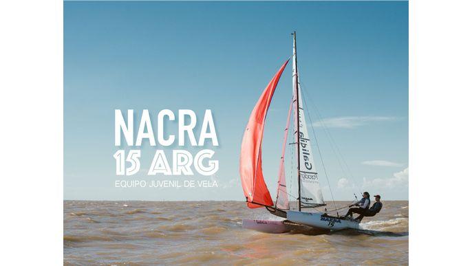 EQUIPO NACRA 15 ARGENTINA