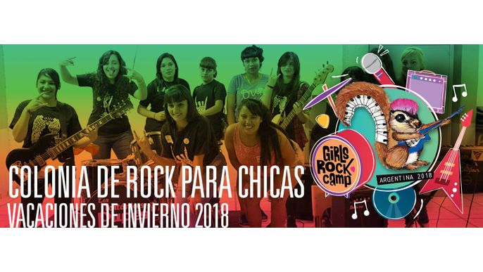 Girls Rock Camp Argentina 2018