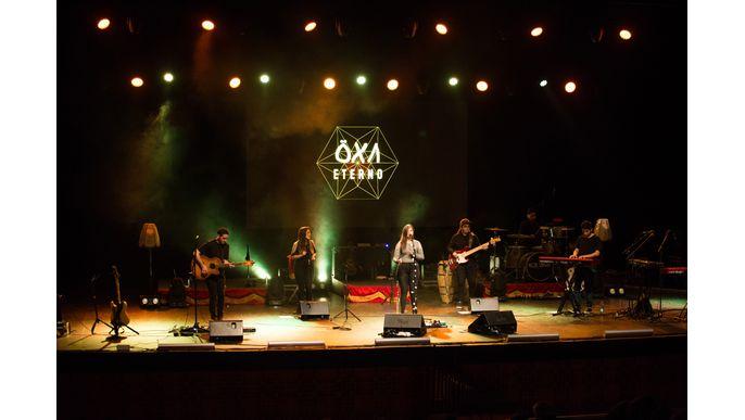 El primer disco de ÖXA
