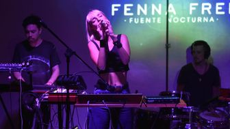 Fenna Frei Live Session Video
