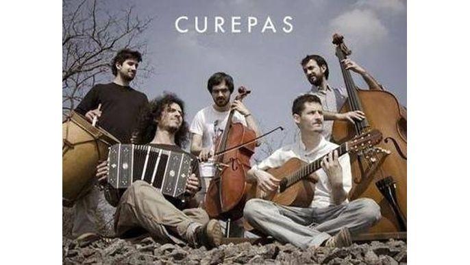 Segundo Disco de Curepas