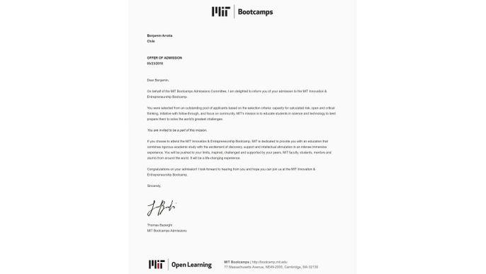 MIT I&E BOOTCAMP BRAZIL
