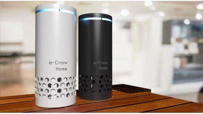 e-Crow Home