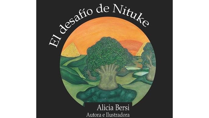 El Desafío de Nituke - Libro