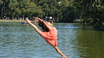 Pilar Bailarina becada Italia