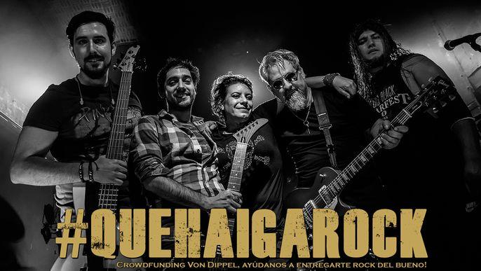 #quehaigarock