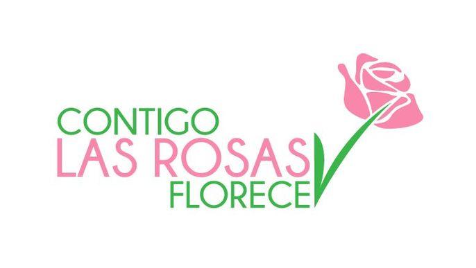 Contigo Las Rosas florece