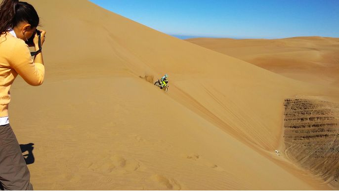 Cobertura al Dakar 2019