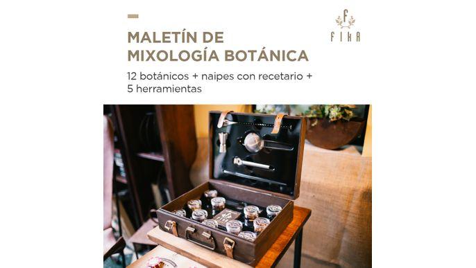 fika - Mixología Botánica