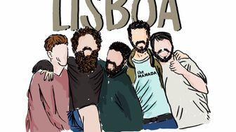 LISBOA - Primer álbum.