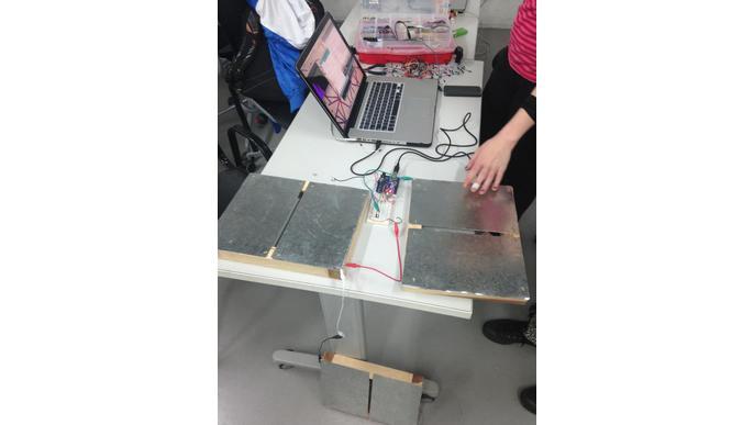 Electronics art