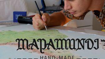 Mapamundi - Regala un mapa
