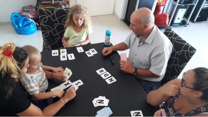Letra+Letra - 2 juegos en 1