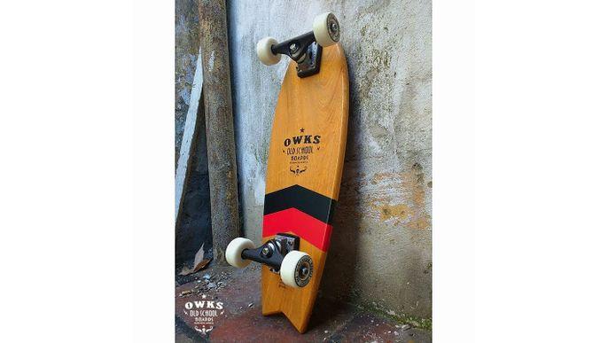 Owks skateboards donation