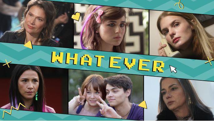 Whatever / webserie en el 2005