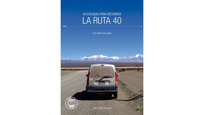Libro sobre la Ruta 40