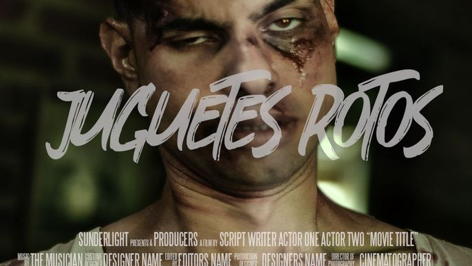 Juguetes Rotos -Serie de Pelea
