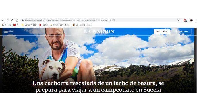 DEL TACHO DE BASURA AL MUNDIAL