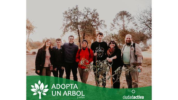 Adopta Un Arbol - 2019