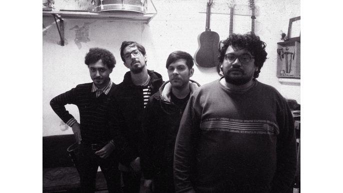 V.D.V graba nuevo EP !