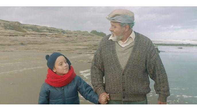 NEHUEN, EL NIÑO Y EL MAR