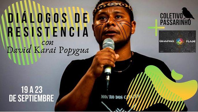 Karai Popygua in Buenos Aires!
