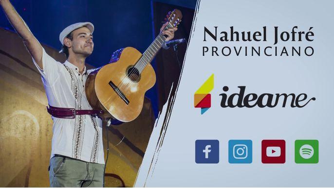 Disco Provinciano Nahuel Jofré