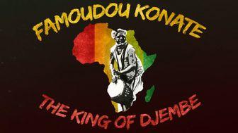 Famoudou Konate King of Djembe