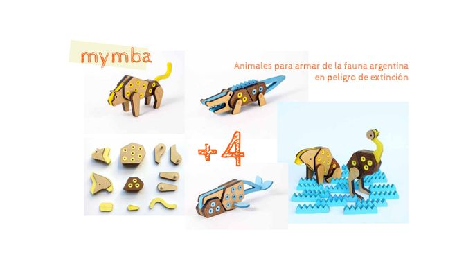 Lembu - Juguetes sustentables