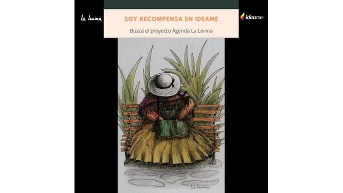 La Levina - Agenda Ilustrada