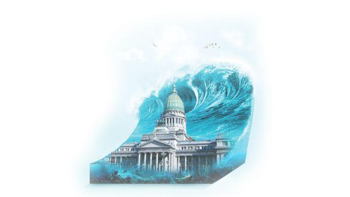 The Light Blue Wave
