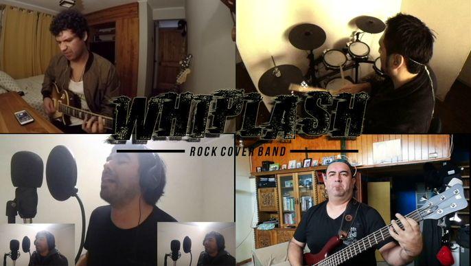 Whiplash quiere grabar!!!