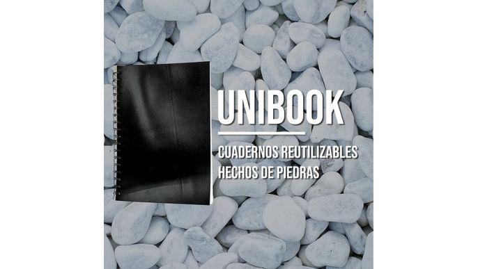 UNIBOOK | Cuaderno de piedras