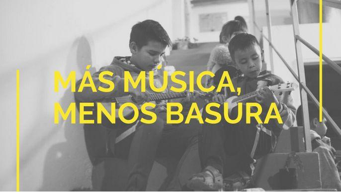 Más Música, Menos Basura