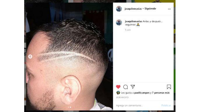 La barberia de Joaqui