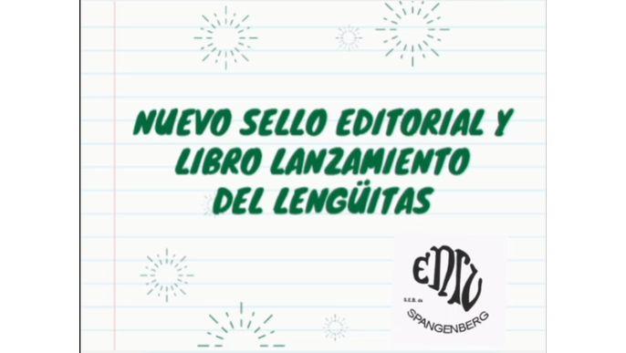 Editorial y libro Lengüitas