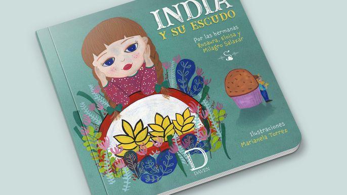 India y su escudo