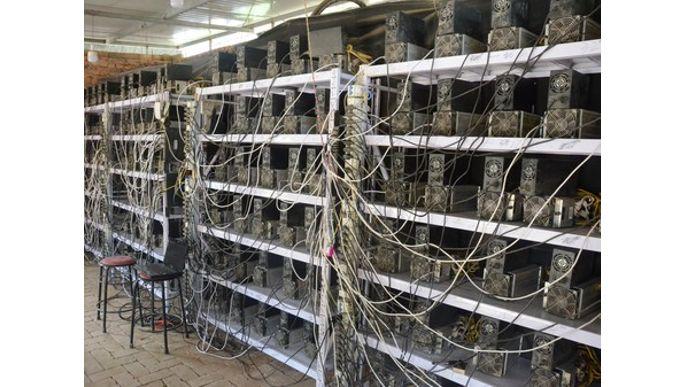 Minería de criptomonedas POOL