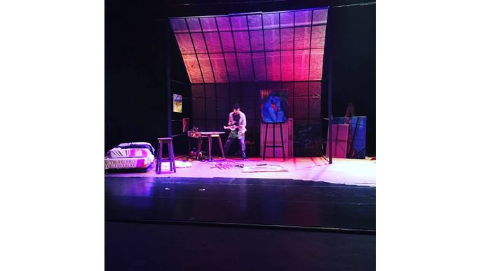 Autorretrato ( Obra de teatro)