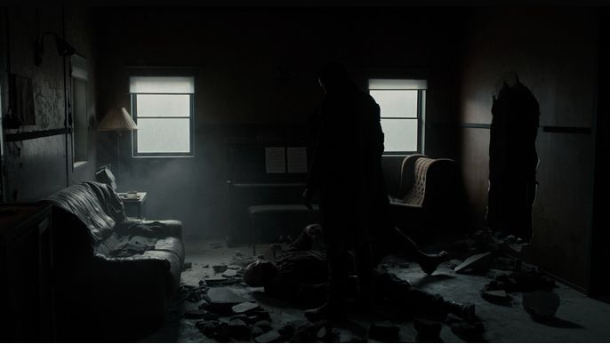 Oasis - Tesis cortometraje