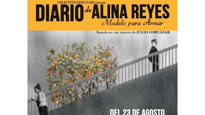 Diario de Alina Reyes.