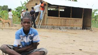 Aulas en Mozambique