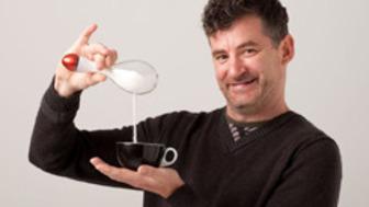 Maracas especieros de vidrio