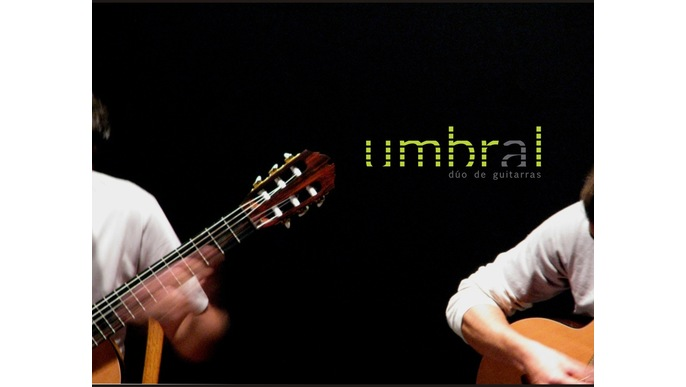 UMBRAL Guitar Duet.. DISC!!