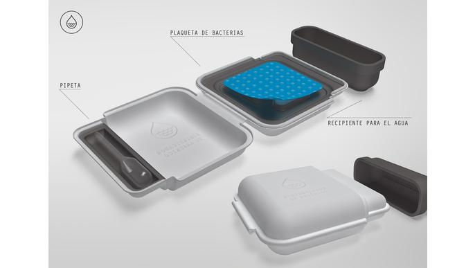 SensAr: Water Biosensors