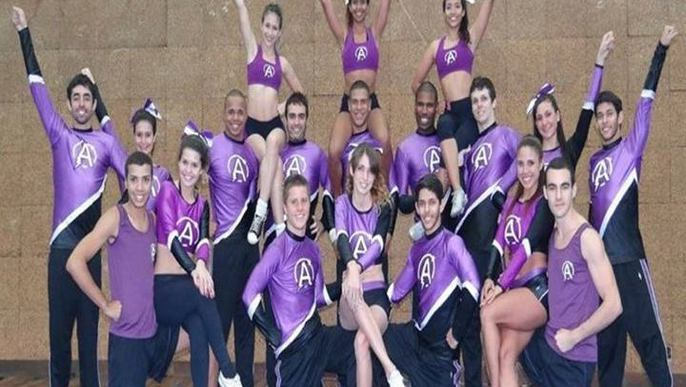 All-Star Avengers Cheerleading